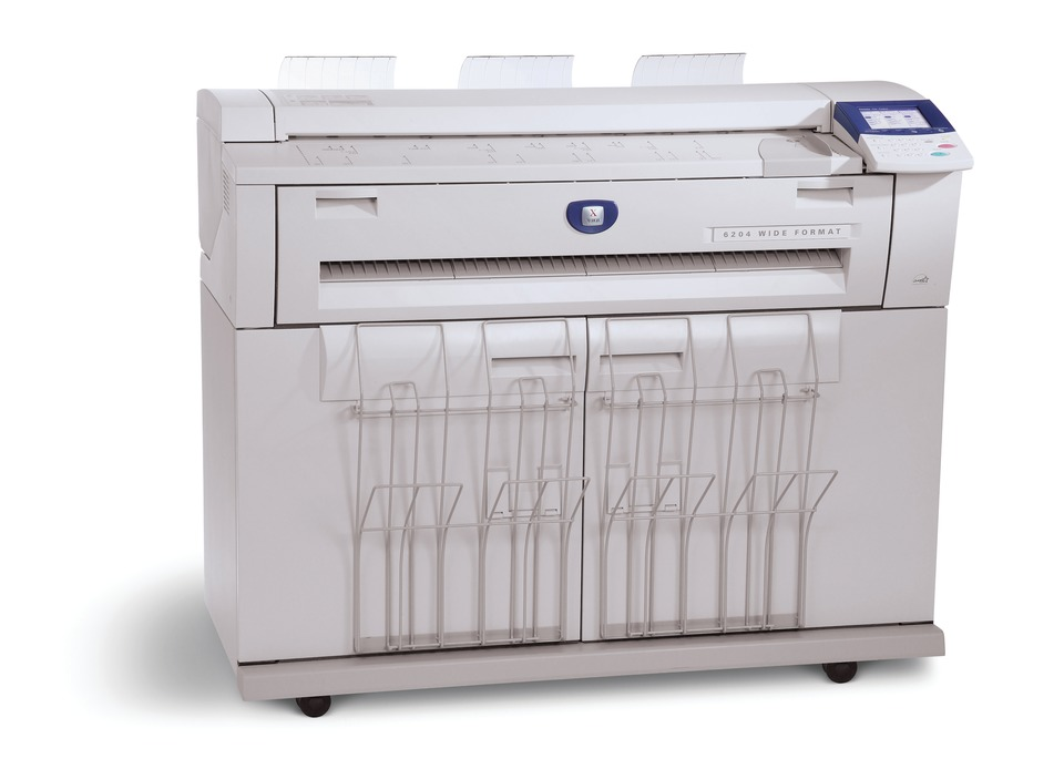 XEROX WIDE FORMAT 6204 DRIVER WINDOWS XP
