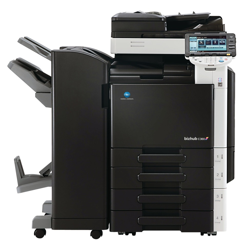 Konica Minolta Business Solutions U.S.A., Inc. has launched the bizhub  362/282/222 Series of monochrome multifunctional products (MFPs - print,  copy, fax, ...