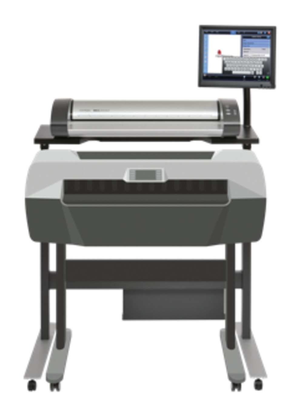 Contex Americas Unveils XD2490 MFP at AIA Convention 2010