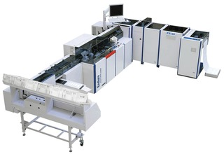 Bell And Howell Enduro Inserting System In Mailing