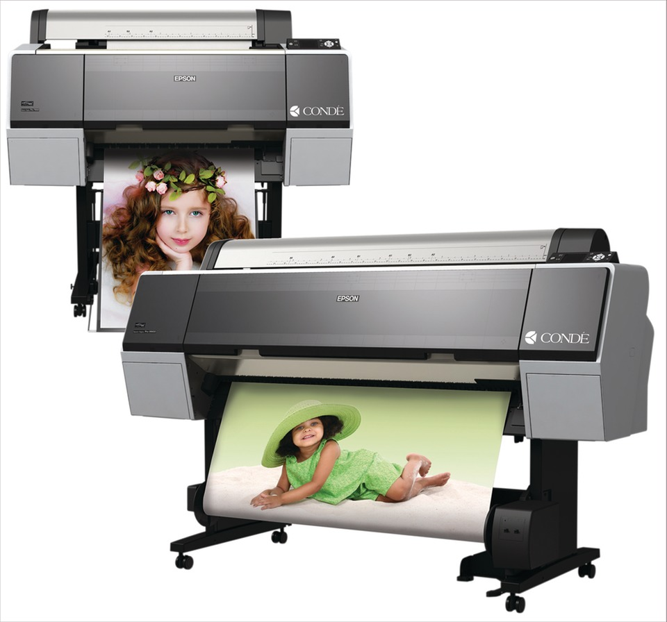Conde Systems, Inc  DyeTrans 7900 and 9900 Sublimation Printers in