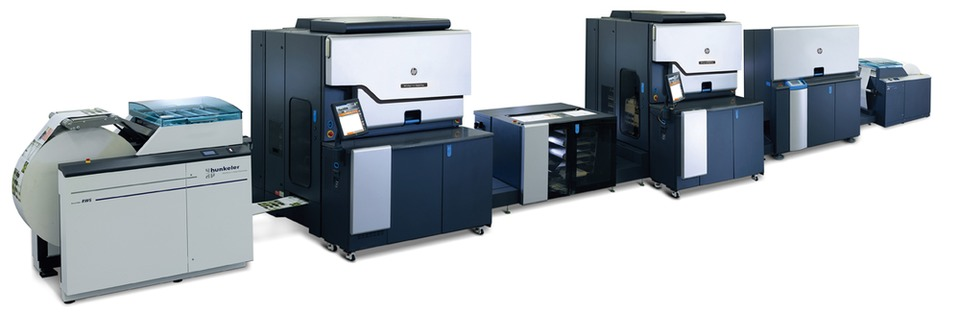 HP Indigo Warms Up for drupa