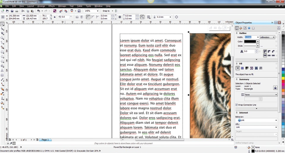 Corel Corporation Coreldraw Graphics Suite X6 In Software Workflow