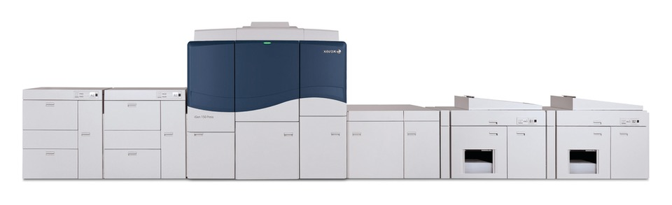 Xerox Corporation iGen 150 in Digital & Inkjet