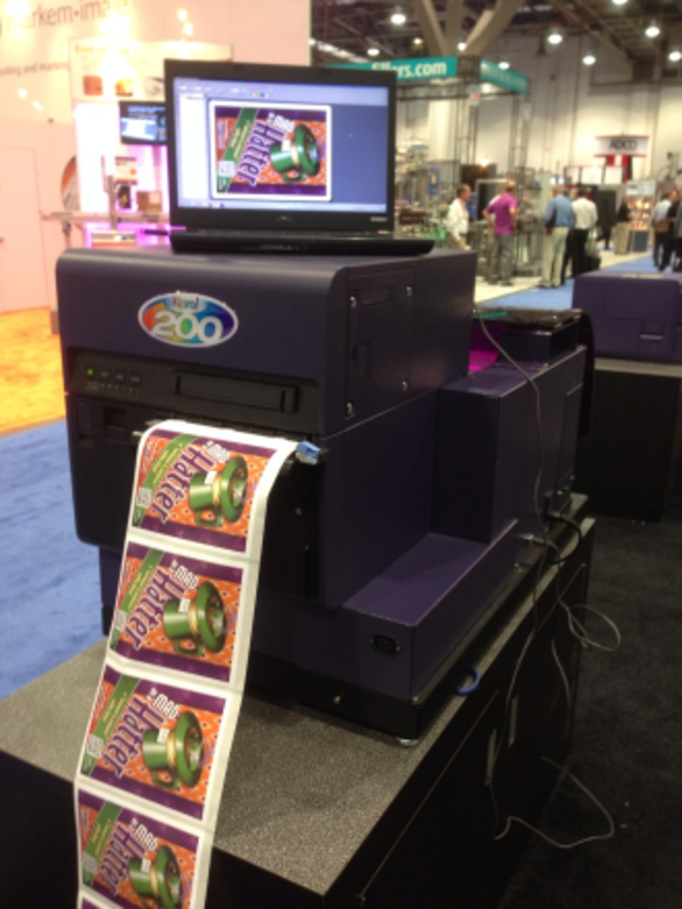 Epson, HP, and Quick Label Systems Announcements Highlight PackExpo