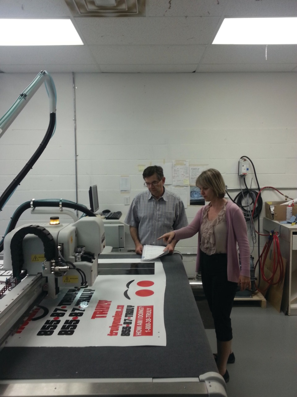 Fueling Efficiency with a Streamlined Print-to-Cut Workflow