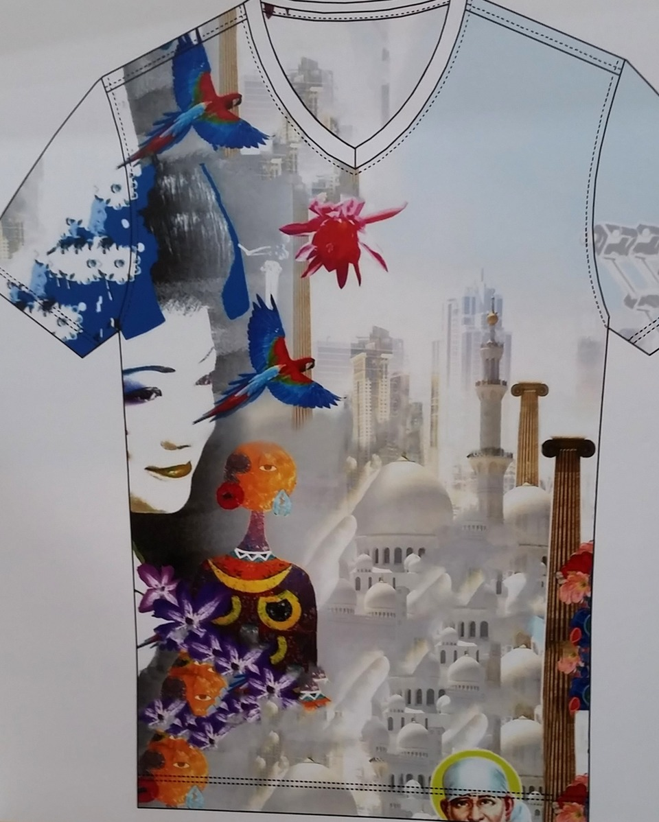 Digitally Printed Fabrics Abound At Texworld Usa 2015