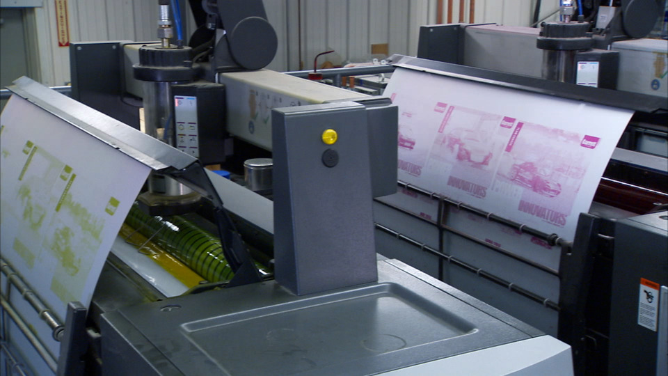 Plates For Offset Printing
