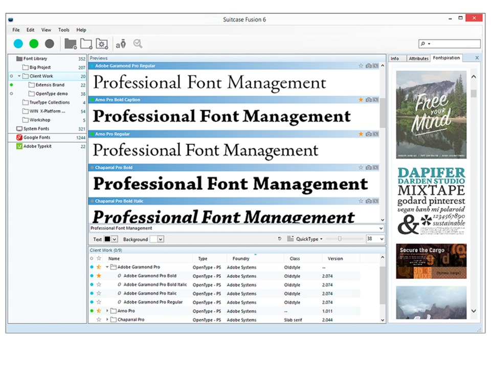 Should You Use a Font Manager?