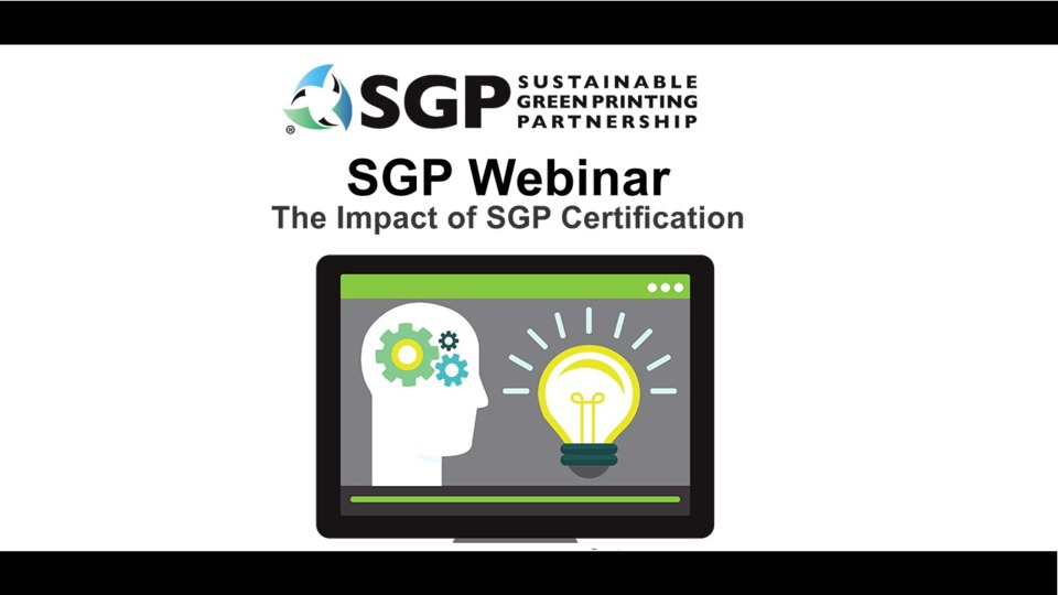 The Impact Of Sgp Certification