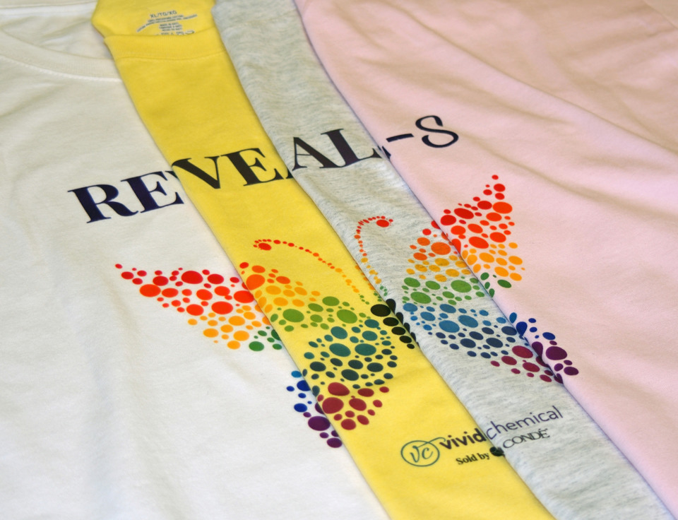 Conde Systems, Inc  Reveal-S Sublimation Transfer Media for Cotton
