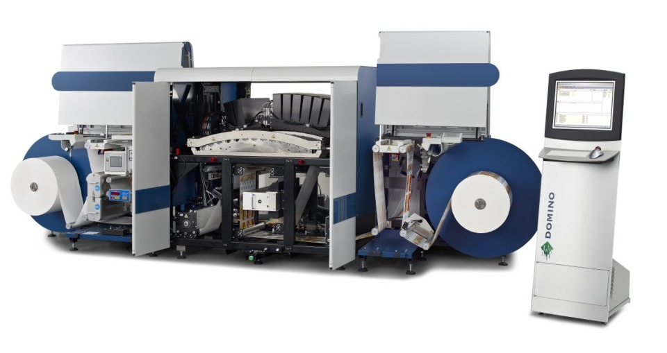 Domino Digital Printing Solutions Exhibits Expanding Range