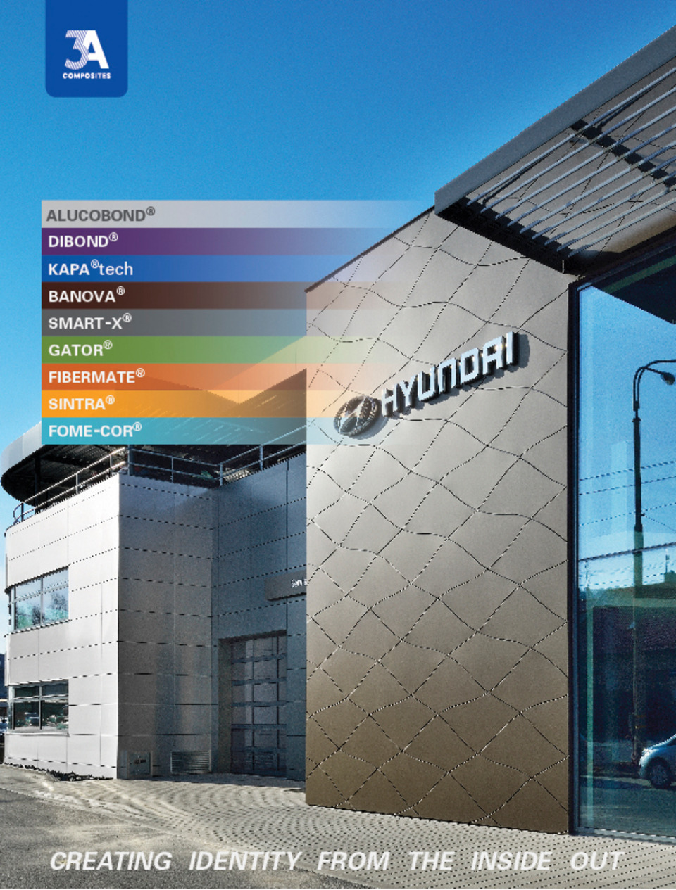 3A Composites 3a composites usa to showcase full lines of rigid substrates for