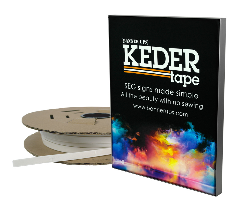 E L Hatton Sales Co Banner Ups Kedertape In Finishing Supplies