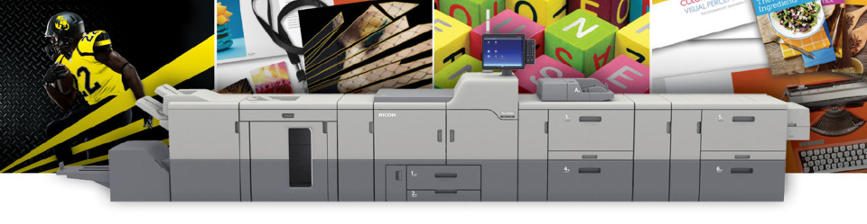 Ricoh Unveils Ricoh Pro C7200 Series Its Latest Game Changing Sheet Fed Platform With 5th Color Options