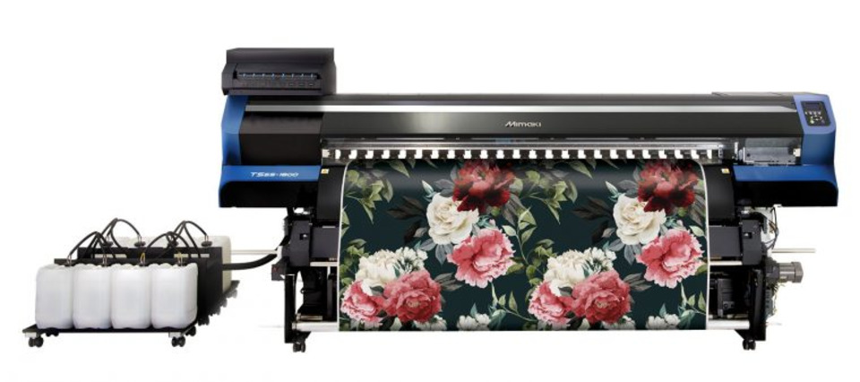 Mimaki Announces Digitally Printed Design Collaborations to be